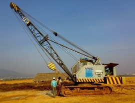 HPCL Piling work